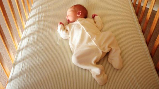 BabyinCrib